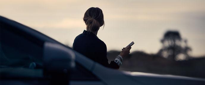 Ваш автомобіль обладнано Volvo On Call