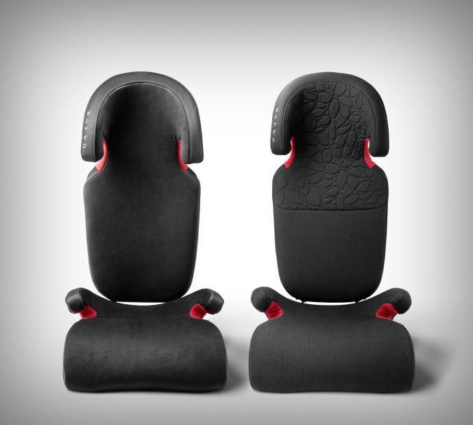 Бустерне сидіння зі спинкою для дітей віком від 4 до 10 років