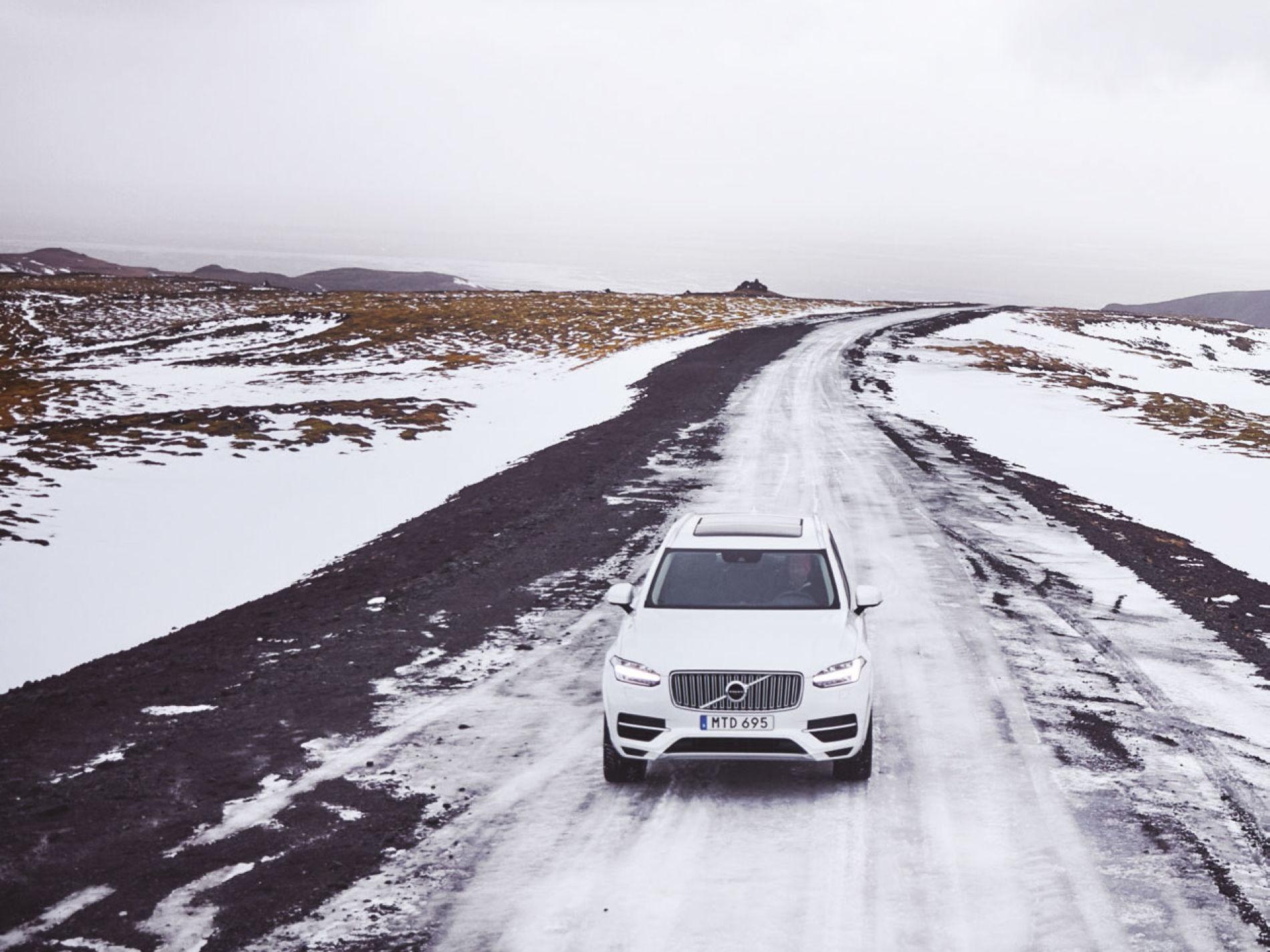 Шість причин обрати зимові колеса у зборі від Volvo
